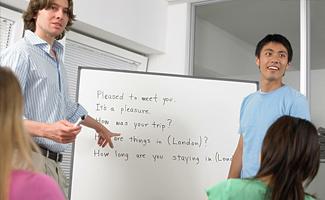 口译工作和口译训练